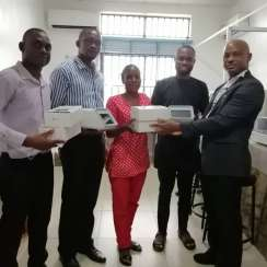 Pinecrest completes the supply and installation of variant nbs(hplc) system to two additional centers in Nigeria.